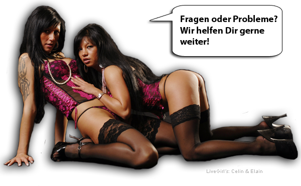 Diskreter Support - Live Porno -  Geile Pornofilme - Sexy Frauen nackt vor der Webcam!